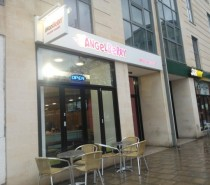AngelBerry now open on Broad Quay