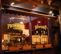 Tapas Night at the Primrose Cafe, May 8th