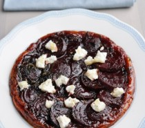 Recipe: Beetroot Tart Tatin