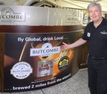 "Butcombe's ""Rare Breed"" now available at Bristol Airport"