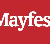Mayfest Cafe, Park St: open 18th – 27th May