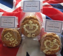 Mullion Cove launches Jubilee and Olympic Cornish fairings