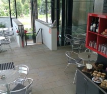 Whisk! launch new café at Arnos Vale