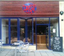 Dizzy's Cafe – now open on College Green…