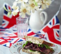 Recipe: Flora Jubilee Celebration Sandwich