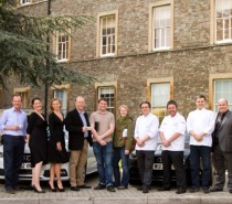 Grand Chefs' Dinner, City of Bristol College, June 27th