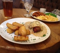 Warwick Arms, Clutton: Review