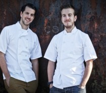 Casamia brothers parachute into London for a sky high cooking and dining experience