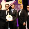 Casamia is awarded four AA Rosettes