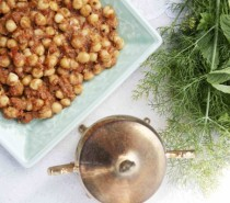 Recipe: Spicy chickpeas
