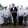 Marco Pierre White inspires next generation at City of Bristol College