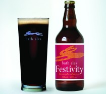 Bath Ales get in the festive mood…