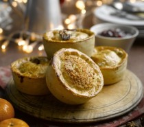 pieminister's festive pies are back!