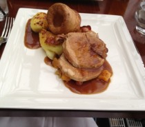 New weekend lunch menu at The River Grille: Review