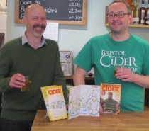 Brand new Bristol cider map out now!