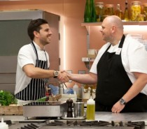 Casamia's Peter Sanchez-Iglesias crowned South West Champion on Great British Menu