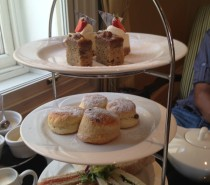 Win afternoon tea for two at a Marriott Hotel, thanks to Buyagift!