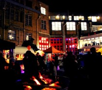 Chocolate-based night market from Eat.Drink.Dance on April 4