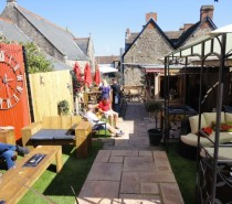 Venga brings Mediterranean al fresco dining to Portishead with The Venga Garden