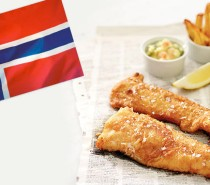 Celebrate Norway Day with 99p fish and chips on Saturday, May 17th
