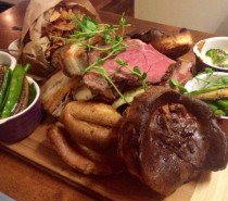Sunday Lunch @ Brace & Browns: Review