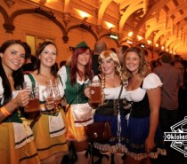 Oktoberfest-UK: Brunel's Old Station, October 10th-11th