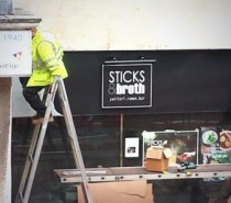 Sticks & Broth coming to Baldwin Street in mid-August