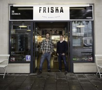 Friska crowned Best Ethical Restaurant in this year's Observer Food Monthly Awards