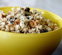 How can mixology be applied to granola?