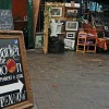 Local enterprising collective organise weekly Christmas Market at the Moon in Stokes Croft