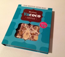 Yucoco personalised chocolate: Review