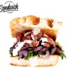 The Gourmet Sandwich Club @ The Brass Pig from March 2nd