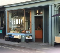 Plenty Grocery Store, St Nicholas Street: Review