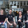 Ape About Coffee opens city centre espresso bar on April 11th