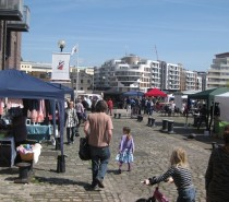 Brunel Square Market dates announced for 2015