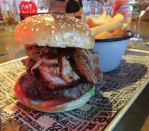 Spitfire Barbecue, Harbourside: Review