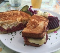 Aron's Jewish Delicatessen, Chandos Road: Review