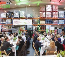 FareShare South West plans a Festive Feast of Surplus Food in their Warehouse Winter Wonderland