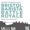 2016 UK Barista Championship heat to be held at Paintworks