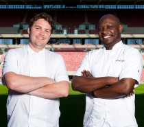 Josh Eggleton to create Ashton Gate menus