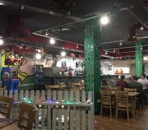 Atomic Diner, Union Street: Review