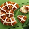 Recipe: Tear and Share Hot Cross Buns