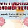 Bristol's Independents Summer Fete: July 15th and 16th