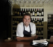 Josh Eggleton says Bake a Difference for cancer cause