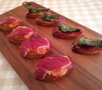 Recipe: A tale of two tapas – two ways with jamón