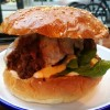 Burger Theory, St Stephen's Street: Review