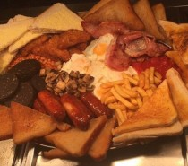 4 Bristol food challenges to conquer before the world ends