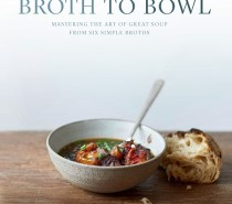 Win a copy of new cookbook Broth To Bowl!