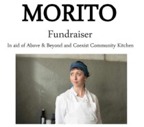 Morito fundraiser @ Hamilton House: Friday, March 16th