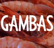 GAMBAS pop-up restaurant: Sunday, April 15th
